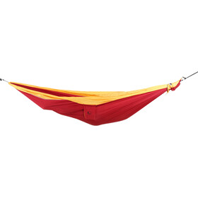 Ticket to the Moon King Size Hammock burgundy/dark yellow